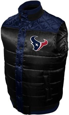 NFL Mens Houston Texans Polar Puffer Vest by MTC Marketing, Inc