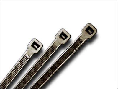 7 Inch Standard Zip Ties, 100 Count Bag