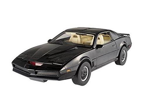 Hot Wheels Elite Heritage Knight Rider K.I.T.T. Knight Industries Two Thousand Vehicle (1:18 Scale) (Knight Rider Car compare prices)