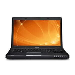Toshiba Satellite M645-S4055 LED TruBrite 14-Inch Laptop (Black)