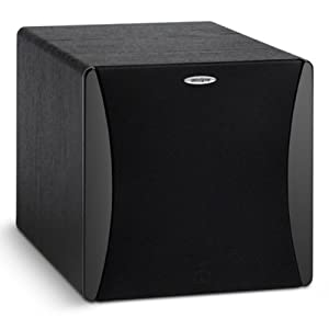 Velodyne Impact-10 10-Inch Powered Subwoofer (Black)