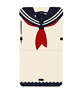 EPICCASE Popeye the sailorman Mobile Back Case Cover For Micromax Canvas Play Q355 (Designer Case)