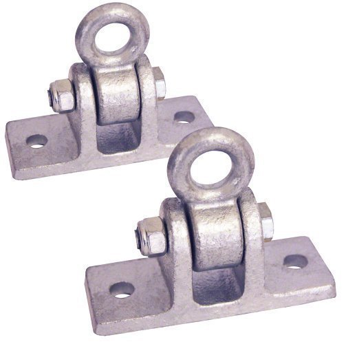 Find Cheap Commercial Swing Hanger Galvanized to Attach to Wooden Beams Set of 2