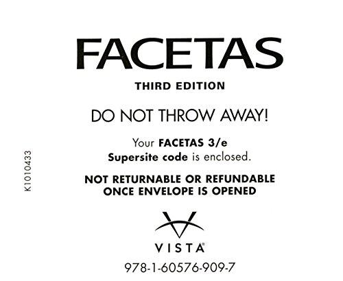 Facetas 3rd Supersite CODE - CODE ONLY (Facetas)