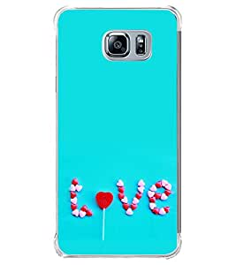 Love 2D Hard Polycarbonate Designer Back Case Cover for Samsung Galaxy Note5 :: Samsung Galaxy Note5 N920G :: Samsung Galaxy Note5 N920T N920A N920I