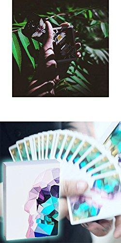 2 mazzi Carte Carpe Noctem+Memento Mori designed by Chris Ramsay