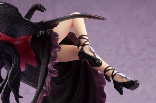 アクセル・ワールド 黒雪姫 ふんわり黒揚羽蝶