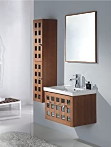 Vizini II Modern Bathroom Vanity Set 28 3