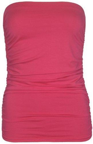 Purple Hanger Damen Pullunder Rot Rot