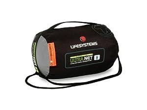 Lifesystems Ultralight Mosquito Net  - Black