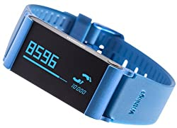 Withings Pulse O2 (Blue) Heart Rate & Blood Oxygen Tracking