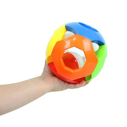 Dazzling Toys Baby Ball Sound Making Toy