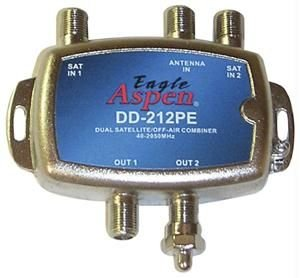 Eagle Aspen Dd-212Pe Directv-Approved Dual Diplexer [Electronics]