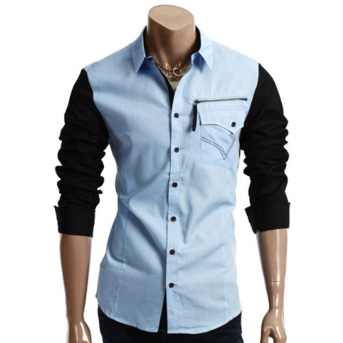 Brand New Mens Casual Slim fit Dress Shirts J10 Colletion