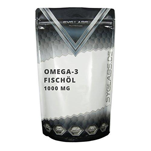 Omega 3, 500 Kapseln, 1er Pack (1 x 684 g)