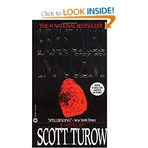 presumed innocent book Scott turow's sequel to his hit presumed innocent returns its major characters for another thoughtful,intelligent legal novel.