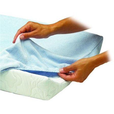 Summer Infant Ultra Plush Change Pad Cover, Blue front-978232