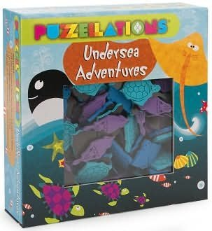 Puzzellations: Undersea Adventures - 1