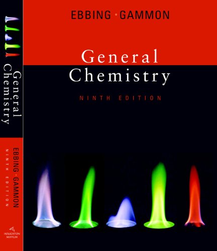 Experiments in General Chemistry, 9th Edition