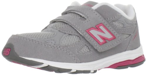 New Balance Kv Hook And Loop Running Shoe Little Kid