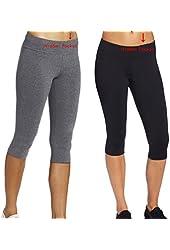 iLoveSIA® Women's Capri Yoga Pant