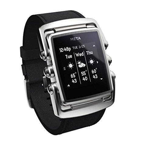 Metawatch-Meta-M1-The-Art-of-The-Glance-Luxury-Smart-Watch-For-Iphone-4S-and-above-and-Andriod-43-and-above