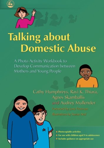 Talking about Domestic Abuse: A Photo Activity Workbook to Develop Communication between Mothers and Young People