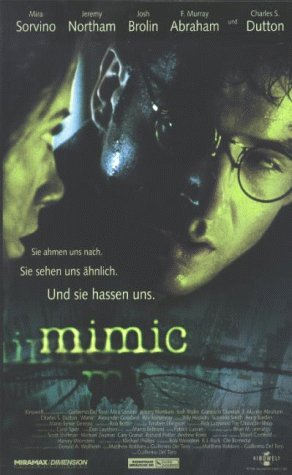 Mimic [VHS]