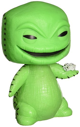 Funko POP Disney Series 4 Oogie Boogie Vinyl Figure - 1