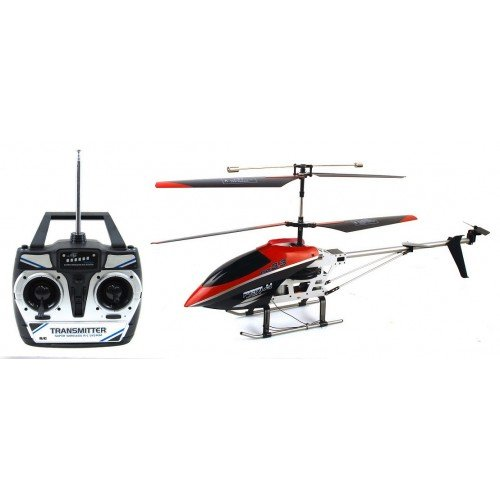 Electric Large Size Metal Frame FERLY 3.5CH GYRO RTF RC Helicopter by AirsoftRC.com (Colors May Vary)