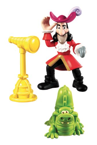 Fisher-Price Jake and the Never Land Pirates: Hook & Tick Tock Figure Pack - 1