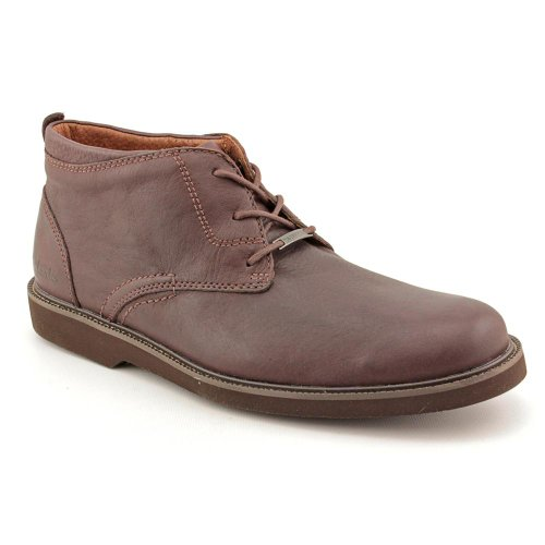 Clarks Flannery Boots Casual Casual Boots Brown Mens