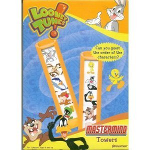 "Looney Tunes ""Mastermind"" Towers"