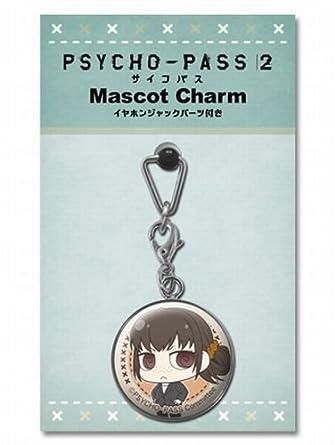 PSYCHO-PASS サイコパス 2 マスコットチャーム (イヤホンジャックパーツ付き) C 霜月美佳