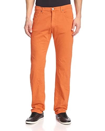 Versace Jeans Men's Garment-Dyed Slim Jeans