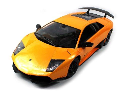Licensed Lamborghini Murcielago Lp670-4 Superveloce Electric Rc Car 1:10 Rtr (Colors May Vary)
