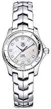 TAG Heuer Womens WJ1319.BA0572 Link Quartz Watch