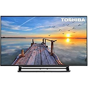 Toshiba 40U7653DB 40 Inch Smart 4K Ultra HD (2160p) 3D TV