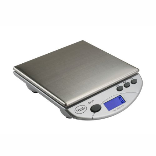 Image of American Weigh Scales Digital Stainless Steel Bench Scale (B00AFK5RWG)