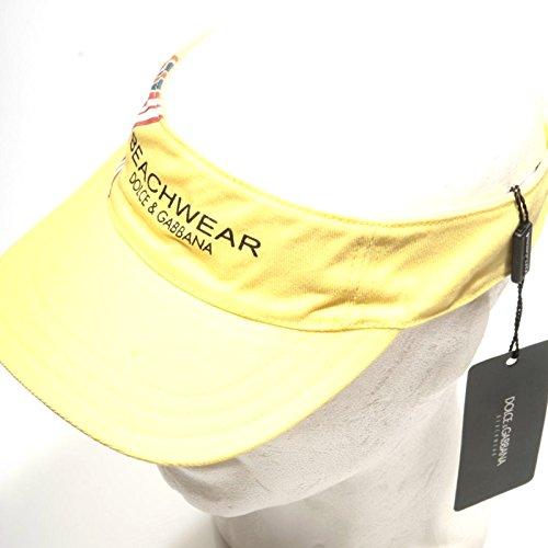 83931 visiera cappello DOLCE&GABBANA D&G BEACHWEAR PEAK CAP cappellino uo [M]