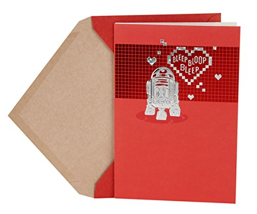 Star Wars R2 D2 Greeting Card