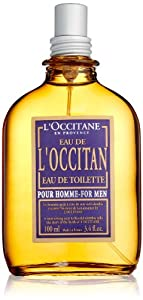 L'Occitane L'occitan Eau De Toilette for Men, 100ml