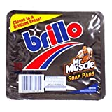 BRILLO SOAP PADS 10'