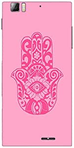 Snoogg Sequential Cute Girls Designer Protective Back Case Cover For Lenovo K900