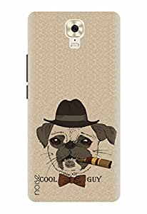Noise Designer Printed Case / Cover for Gionee M6 Plus / Animated Cartoons / Cool Guy Design