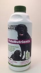 For Animals-FidoNutrients Liquid Health 32 oz Liquid