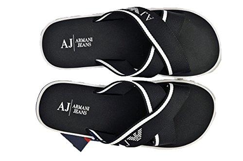 Armani Jeans 6545 Incrociate Infradito Nuovo Tg 4.