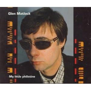Glen Matlock In concert