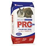 Manna Pro 0046902150 Rabbit Select Pro Premium Feed for All Rabbits, 50-Pound