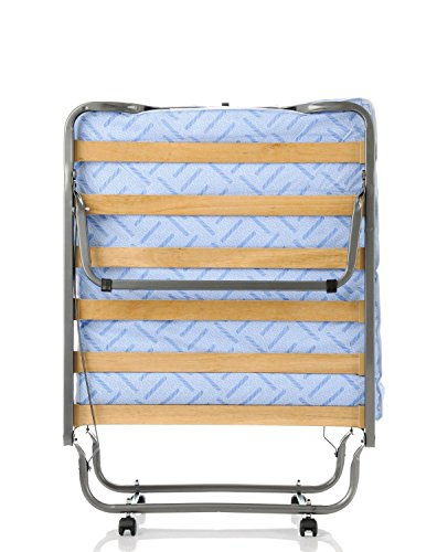 Milliard Super Strong Portable Twin Size Folding Rollaway